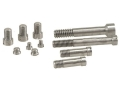 Product detail of Galazan Replacement Receiver Screw Kit Parker Action Screws Steel in the White Package of 11
