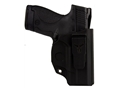 Blade-Tech Klipt Appendix Inside the Waistband Holster Right Hand S&W M&P Shield Polymer Black