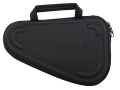 Allen Molded Compact Pistol Gun Case Nylon Black