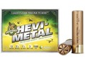Hevi-Shot Hevi-Metal Waterfowl Ammunition 12 Gauge 3-1/2&quot; 1-1/2 oz #3 Hevi-Metal Non-Toxic Shot Box of 25