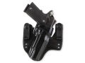 Galco V-HAWK Inside the Waistband Holster Right Hand 1911 Government  Leather Black