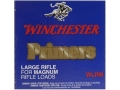 Product detail of Winchester Large Magnum Rifle Primers #8-1/2M