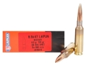 Lapua Scenar Ammunition 6.5x47 Lapua 100 Grain Hollow Point Boat Tail Box of 20