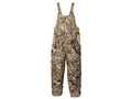 Hard Core Men's Omega Insulated Bibs Polyester Realtree Max-5 Camo