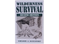 Product detail of &quot;Wilderness Survival, 2nd Edition&quot; Book by Gregory J. Davenport