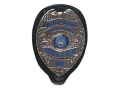 Product detail of Gould & Goodrich B576 Badge Holder Leather Black