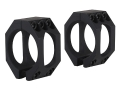 American Defense 32mm Rings for RECON and SCOUT Mounts Matte