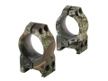 "Product detail of Nikon 1"" Weaver-Style Rings Realtree Max-1 Camo Medium"