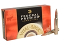 Federal Premium Vital-Shok Ammunition 30-06 Springfield 180 Grain Nosler Partition Box of 20