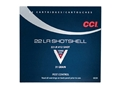 Product detail of CCI Shotshell Ammunition 22 Long Rifle 31 Grain #12 Shot Box of 20