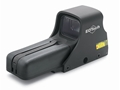 EOTech 552 Holographic Weapon Sight 65 MOA Circle with 1 MOA Dot Reticle Matte AA Battery