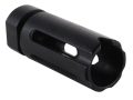 "Product detail of Daniel Defense Extended Flash Hider 1/2""-28 Thread AR-15 Steel Matte"