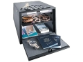 "Product detail of GunVault Standard MultiVault Personal Electronic Safe 10"" x 8"" x 14"" Black"