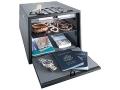 "GunVault Standard MultiVault Personal Electronic Safe 10"" x 8"" x 14"" Black"