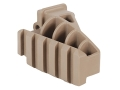 Product detail of Grip Pod Single Light Rail Polymer Tan