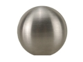 PTG Bolt Knob Round Aluminum