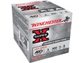 "Winchester Super-X High Brass Ammunition 410 Bore 3"" 3/4 oz #6 Shot Box of 25"