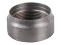 Savage Arms Large Shank Smooth Barrel Lock Nut 10, 110 Series Stainless Steel