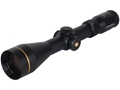 Leupold VX-R Rifle Scope 30mm Tube 4-12x 50mm Illuminated FireDot Duplex Reticle Matte