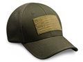 Vortex Optics Flex Fit Patch Cap Polyester Cotton and Spandex Green