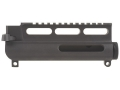 Product detail of DPMS Upper Receiver Stripped AR-15 Hi-Rider Flat-Top with Charging Handle Matte