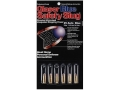 Glaser Blue Safety Slug Ammunition 25 ACP 35 Grain Safety Slug Package of 6