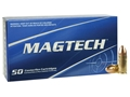 Magtech Sport Ammunition 9mm Luger 124 Grain Full Metal Jacket