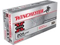 Winchester Super-X Ammunition 204 Ruger 34 Grain Jacketed Hollow Point