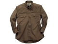 Product detail of Boyt Shumba Dual Pad Safari Shirt Long Sleeve Cotton