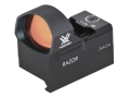 Product detail of Vortex Razor Reflex Red Dot Sight 3 MOA Matte