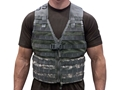Military Surplus MOLLE Fighting Load Carrier (FLC) Nylon Grade 1 ACU Digital Camo