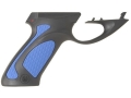 Beretta Grips Beretta U22 Neos Polymer Black with Blue Rubber Inlay