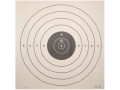 NRA Official High Power Rifle Targets SR 200 Yard Slow and Rapid Fire Paper Package of 50