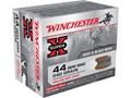 Winchester Super-X Ammunition 44 Remington Magnum 240 Grain Hollow Soft Point