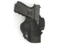 Front Line KNG Belt Holster Right Hand HK USP 9/40 Kydex Black