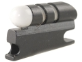 "Product detail of NECG Universal Front Ramp Interchangeable Front Sight .197"" Height .158"" White Bead"