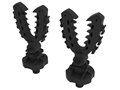 Kolpin Powersports KXP Rhino ATV Gear Grip XL Pack of 2
