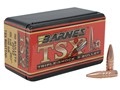 Product detail of Barnes Triple-Shock X Bullets 25 Caliber (257 Diameter) 100 Grain Hollow Point Boat Tail Lead-Free Box of 50