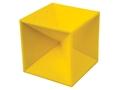 "Caldwell Duramax 5"" Target  Ballistic Polymer Yellow"