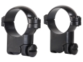 "Leupold 1"" Ring Mounts Ruger 77 Gloss High"
