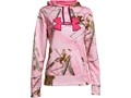 Under Armour Women's UA Camo Big Logo Hoodie Polyester