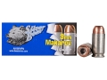 Silver Bear Ammunition 9x18mm (9mm Makarov) 94 Grain Hollow Point (Bi-Metal) Box of 50