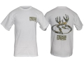 Product detail of Primos Men&#39;s Deer T-Shirt Short Sleeve Cotton