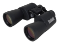 Bushnell Powerview Binocular 12x 50mm Instafocus Porro Prism Rubber Armored Black