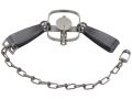 Duke #11 LS Long Spring Trap Steel Silver