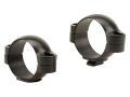 Leupold 30mm Standard Rings Matte Low - Blemished