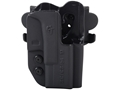 Comp-Tac International Belt Holster Right Hand Glock 19, 23, 32 Kydex Black