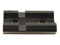 Weaver Top-Mount #71A Weaver-Style Front Scope Base Remington 799, Interarms Mini Mark X, Charles Daly Mini Mauser Gloss