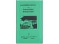 &quot;Leather Sling and Shooting Positions&quot; Book by Jim Owens