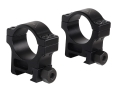 Trijicon 30mm Accupoint Aluminum Picatinny-Style Rings Matte High